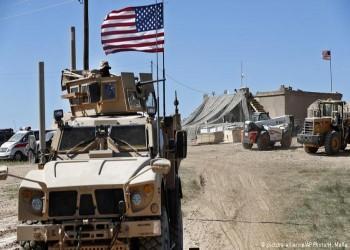 900 جندي باق.. لا خطط لإجراء تغيير على العملية الأمريكية بسوريا