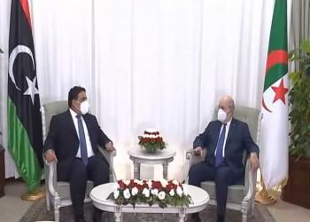 المنفي: نتطلع إلى دور جزائري في المصالحة الوطنية الليبية