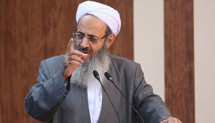 زعيم سنة إيران يرجع احتجاجات خوزستان لسوء إدارة النظام والفقر والحرمان