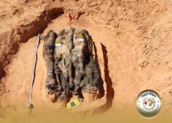 ليبيا.. اكتشاف مقبرتين جماعيتين جديدتين تضمان 12 جثة (صور)