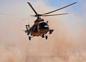 مقتل 5 عسكريين عراقيين جراء تحطم هليكوبتر خلال مهمة قتالية