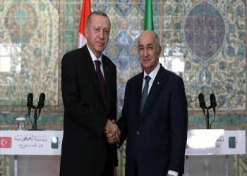 هاتفيا.. أردوغان وتبون يبحثان تعاون البلدين وقضايا المنطقة