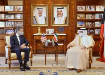 بلينكن من الكويت: المحادثات مع إيران لن تستمر إلى ما لا نهاية