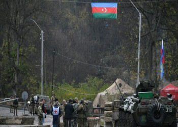 أرمينيا تطالب بنشر قوات روسية على الحدود مع أذربيجان