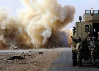 العراق.. استهداف رتلين للتحالف الدولي في ذي قار وبابل