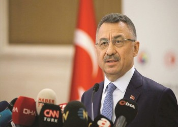 نائب أردوغان منتقدا الاتحاد الأوروبي: لن نتردد في دعم فتح مرعش