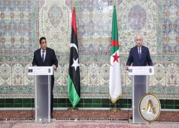 بحث العلاقات الثنائية وسبل التعاون.. المنفي يختتم زيارته للجزائر