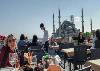 تركيا.. إيرادات السياحة تسجل 3 مليارات دولار فى 3 أشهر