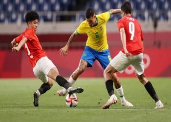 مصر تودع أولمبياد طوكيو بخسارة من البرازيل بهدف نظيف