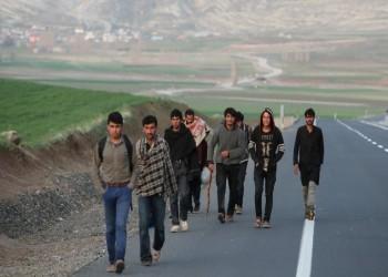 ألف أفغاني يعبرون يوميا إلى تركيا عبر إيران