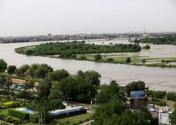 الدفاع المدني السوداني يعلن وصول منسوب النيل الأزرق مرحلة الفيضان