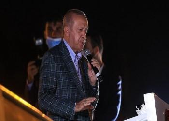 أردوغان: بدء تحقيق في مؤشرات على صلة للإرهاب بحرائق الغابات