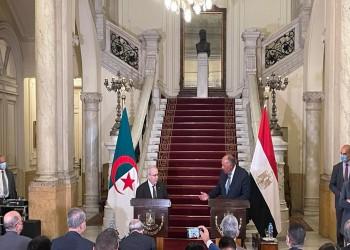 شكري يستقبل نظيره الجزائري ويبحثان أزمة سد النهضة والملف الليبي