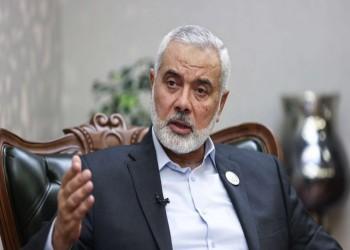 بالتوافق.. حماس تعيد انتخاب هنية رئيسا للحركة لدورة ثانية