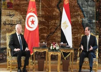 مصر تدعم قرارات قيس سعيد وتدعو التونسيين إلى تجنب التصعيد