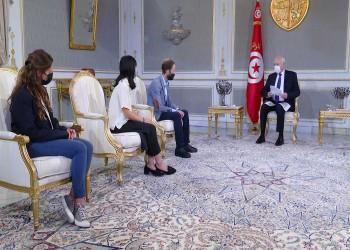 صحفية ن. تايمز: قيس سعيد دعانا لتلميع صورته ولم يسمح بأي أسئلة