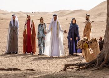 ما خفي أعظم يكشف أسرار تحويل الإمارات فيلم هوليودي للإساءة لقطر والإخوان