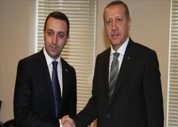 أردوغان يعتبر جورجيا مفتاحا للتعاون الإقليمي في المنطقة