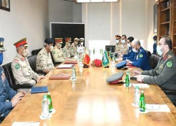 مباحثات عسكرية سعودية بحرينية حول العلاقات الثنائية