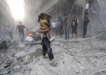 الجارديان: دفن الأطفال بملابس العيد أحدث جرائم النظام السوري