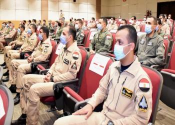 بمشاركة طائرات مقاتلة.. قوات جوية مصرية تصل إلى الإمارات لتنفيذ مناورة عسكرية