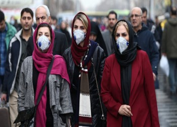 إيران تسجل أكثر من 37 ألف إصابة و411 حالة وفاة بكورونا