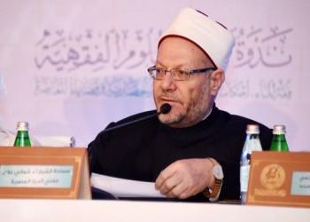 مفتي مصر يشيد بحكمة السيسي في أزمة سد النهضة