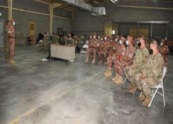 وادي النار 2021.. بدء تمرين عسكري مشترك بين الجيشين العماني والأمريكي