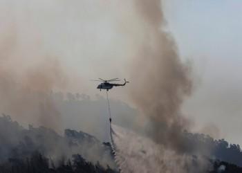 وصول فريق الإنقاذ القطري إلى تركيا للمشاركة في إخماد حرائق الغابات