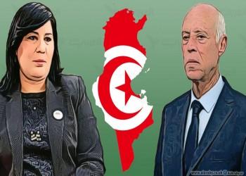 عبير موسي وقيس سعيد.. صدام قطاري الشعبوية؟