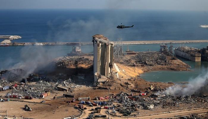 رايتس ووتش تتهم عون ودياب بالتورط في تفجير مرفأ بيروت