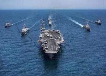 مناورات بحرية مشتركة بين الهند وأمريكا وأستراليا واليابان في المحيط الهادئ