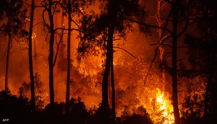 لبنان وسوريا والأردن وتركيا وإيطاليا.. حرائق الغابات تهدد غالبية دول المتوسط