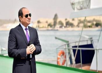 السيسي: حصة مصر من النيل لن تقل ومشكلتنا في توفير المياه للأجيال القادمة