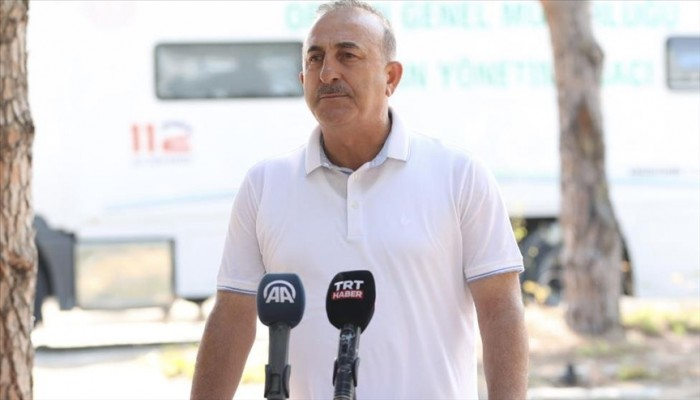جاويش أوغلو: ألمانيا واليونان وفرنسا تراجعوا عن مساعدة تركيا بإخماد الحرائق