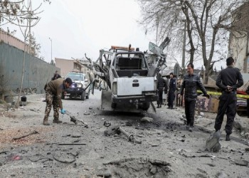 تفجير ثالث يهز وسط العاصمة الأفغانية كابل
