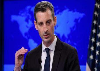 """""""الوضع زئبقي"""".. متحدث الخارجية الأمريكية يتجنب وصف أزمة تونس بالانقلاب"""