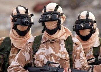 ميرور: قوات خاصة بريطانية وصلت للشرق الأوسط لتنفيذ عملية ضد وكلاء إيران