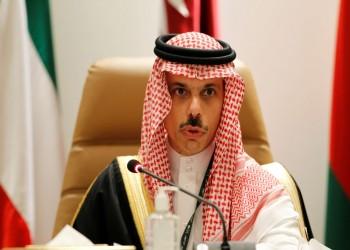 بن فرحان: العلاقة مع قطر جيدة جدا وحادثة خاشقجي لن تتكرر