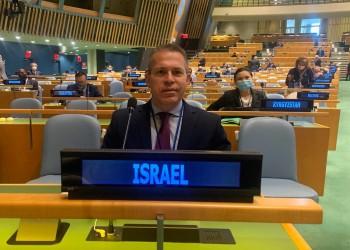 إسرائيل تتهم إيران بتهديد الملاحة الدولية وتطالب مجلس الأمن بمعاقبتها