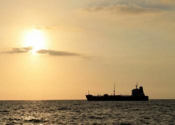 مراقبة العمليات البحرية البريطاني يعلن مغادرة مقتحمي ناقلة النفط ببحر العرب