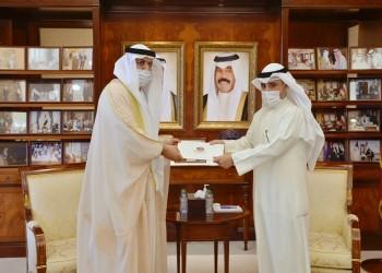 رسالة من وزير خارجية الإمارات لنظيره الكويتي.. ماذا تضمنت؟