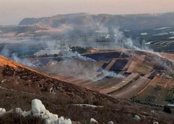 إطلاق 3 صواريخ من جنوب لبنان تجاه إسرائيل (فيديو)
