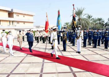مباحثات عسكرية لتعزيز التعاون بين قطر وعمان