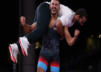 أولمبياد طوكيو.. المصري محمد كيشو يحصد برونزية المصارعة الرومانية