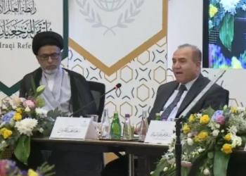 """مكة.. مؤتمر المرجعيات الدينية العراقية يحذر من """"وباء الطائفية"""""""