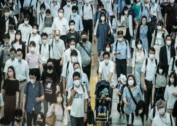 رقم قياسي للأصابات بكورونا في طوكيو