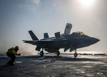 مقاتلات أمريكية تقصف مستودعات لطالبان بولاية هلمند الأفغانية