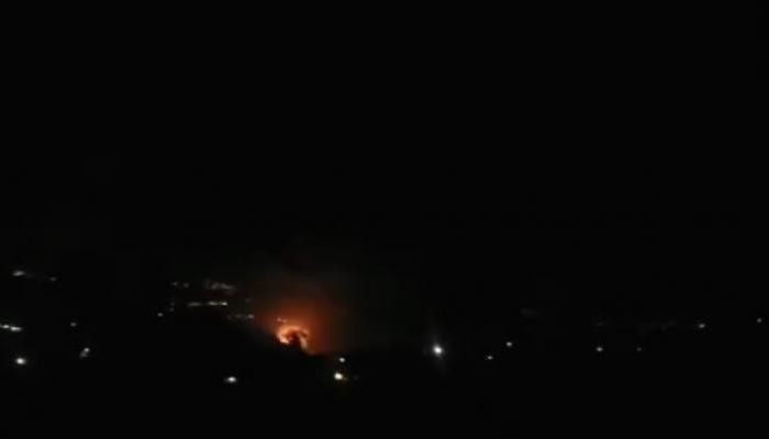 غارات إسرائيلية على جنوبي لبنان.. وجيش الاحتلال: ردا على قذائف الأربعاء