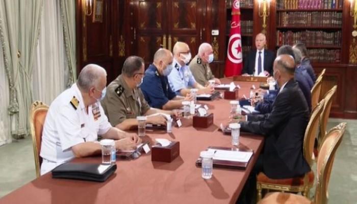 جمعية القضاة  التونسيين تنتقد إجراءات قيس سعيد ضد القاضي بشير العكرمي